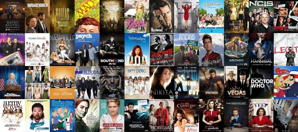 Films de la série des adolescents